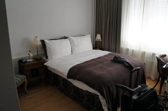 Townhouse Boutique Hotel : Foto do quarto 