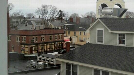 "The Salem Waterfront Hotel & Marina: ""Bunghole liquors""  a must have photo op"