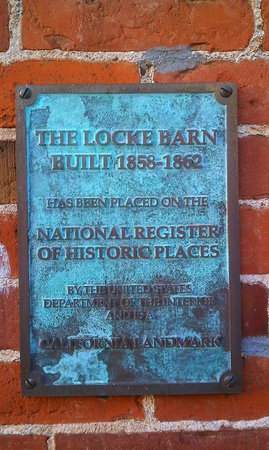 Lockeford, : Historic Horse Barn