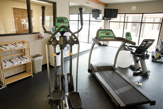 Holiday Inn Express Montrose - Townsend: New Fitness Center