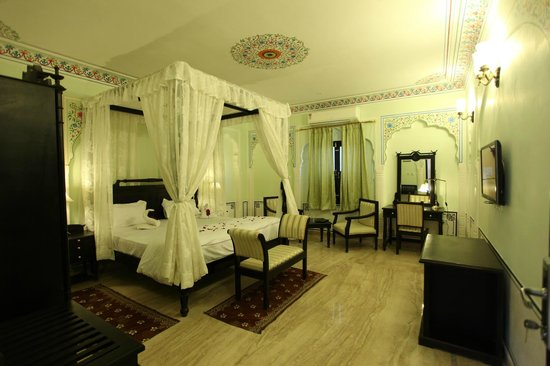 Traditional Heritage Haveli Hotel