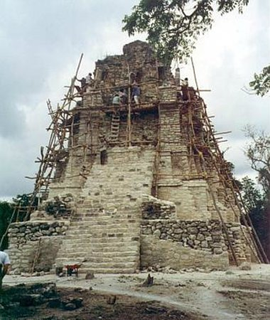 Quintana Roo, Mexiko: Reconstruction