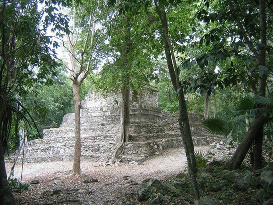 Quintana Roo, Mexico: The Rose Palace