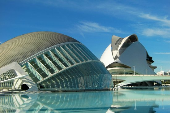 City of the arts and sciences valencia spain hours - Nice things valencia ...