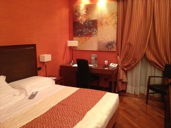 BEST WESTERN Grand Hotel Adriatico: Chambre double suprieur