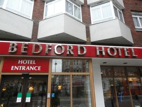 Bedford Hotel: Fachada do hotel