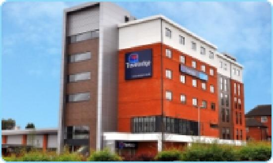 ‪Travelodge Newcastle-under-Lyme Central‬