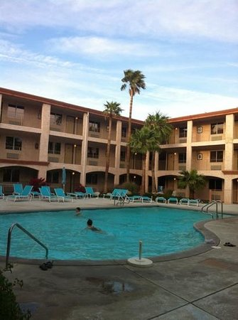 Desert Hot Springs Spa Hotel Reviews