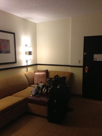 2 night stay picture of hyatt place nashville opryland. Black Bedroom Furniture Sets. Home Design Ideas