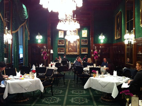 Hotel Sacher Wien: restaurante Anna Sacher