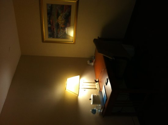 Four Points by Sheraton Peoria Downtown: Desk area