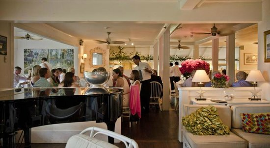 Siasconset, แมสซาชูเซตส์: The Summer House Restaurant