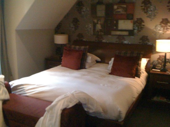 Hotel du Vin & Bistro : Supremely comfortable bed