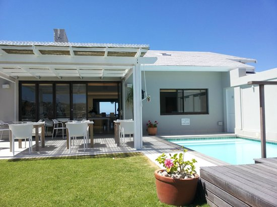 The Robberg Beach Lodge: Pool