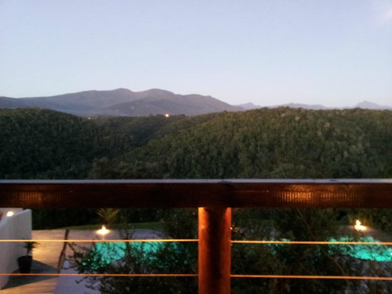 Hog Hollow Country Lodge: View