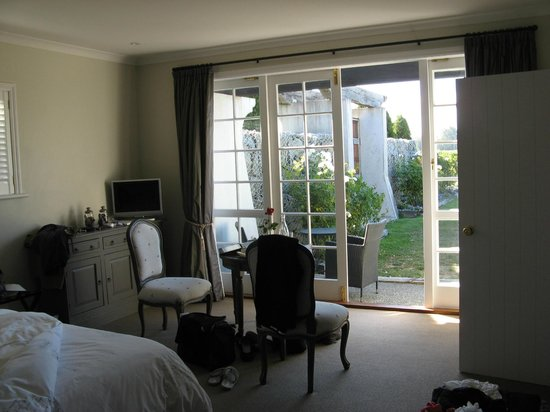 Maison Grange: Our room with a view