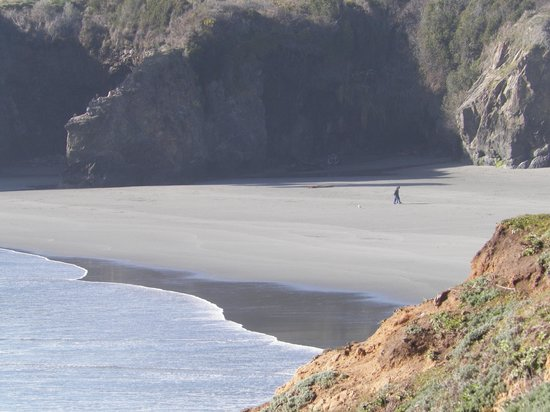 Super 8 Fort Bragg: Mendicino beach