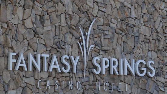 Fantasy Springs Resort Casino: Fantasy Springs