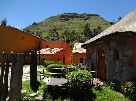 Hosteria & Spa Tradicion Colca : the landscape around is beautiful