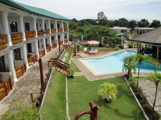 Harmony Hotel: Hotel View