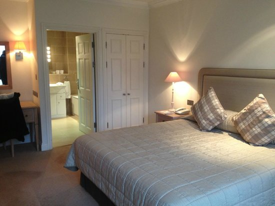 Ottershaw, UK: Room