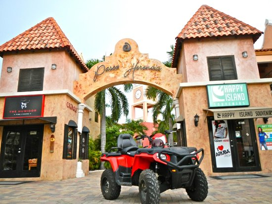 Action Tours Aruba UTV's & ATV's Tours