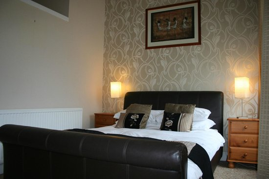 ‪‪Girvan‬, UK: King size ensuite room‬