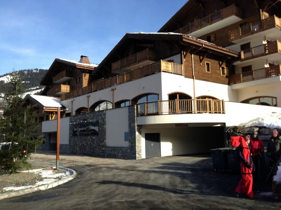 CGH-Residence les Chalets d'Angele