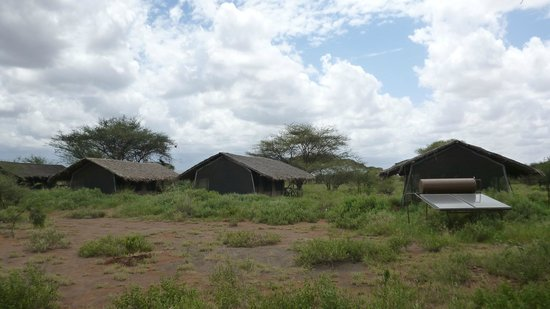 Kibo Safari Camp: Tented Camp