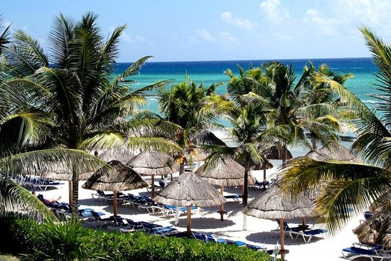 Sandos Caracol Eco Resort & Spa : Hotel View
