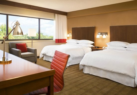 Four Points by Sheraton Columbus - Polaris: Queen Double
