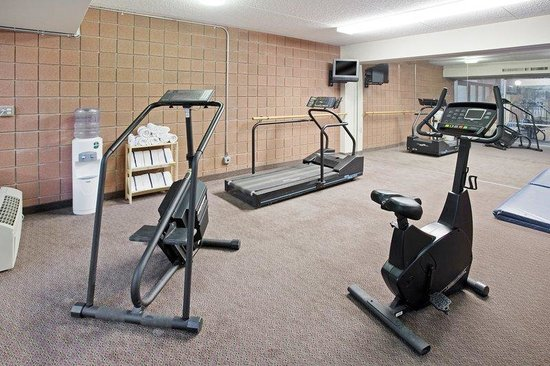 Americas Best Value Inn-Saginaw South: Exercise Room