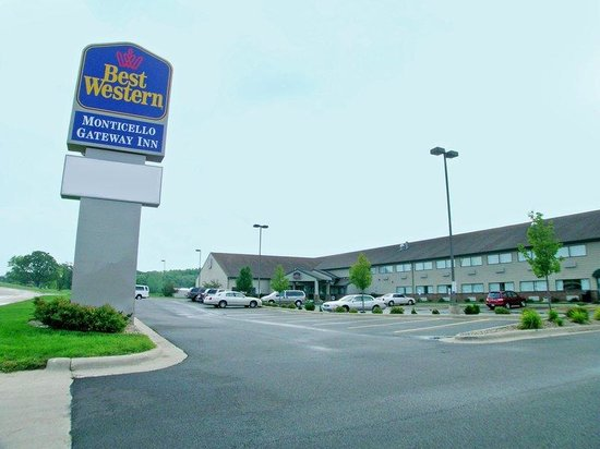 ‪BEST WESTERN Monticello Gateway Inn‬