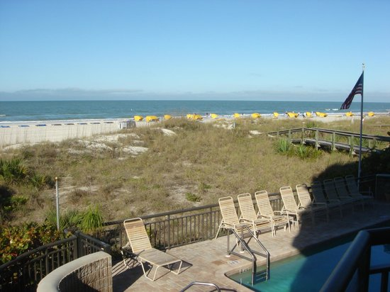 Gulf Strand Resort: 201 Balcony