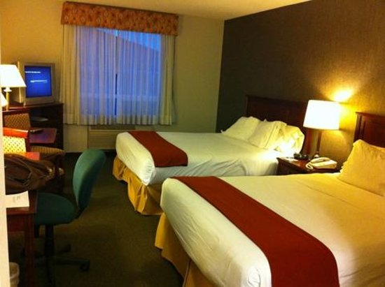 Nisku, Canada: Double room