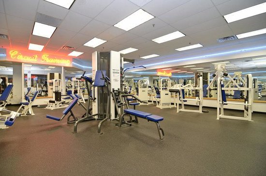BEST WESTERN PLUS of Johnson City: Cross Training Center