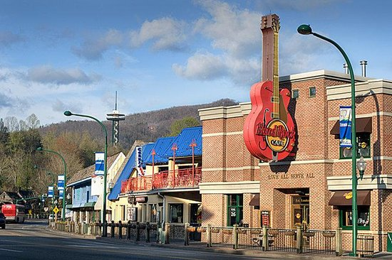 BEST WESTERN Crossroads Inn: Hardrock Gatlinburg
