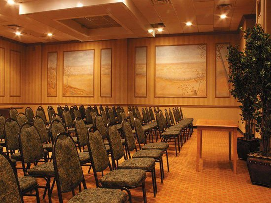 Armonk, NY: Meeting Room