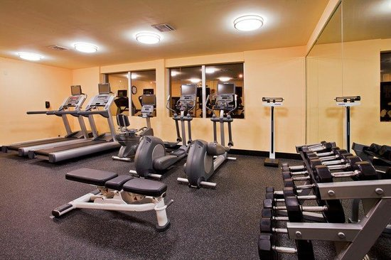 Miami Springs, FL: Fitness Center