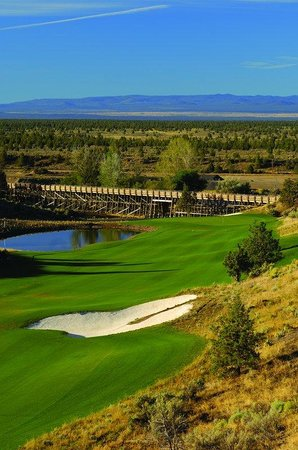 Powell Butte, Oregón: Canyons Golf Course