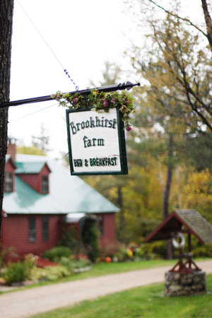 Snowville, NH: Welcome to Brookhirst Farm B&B