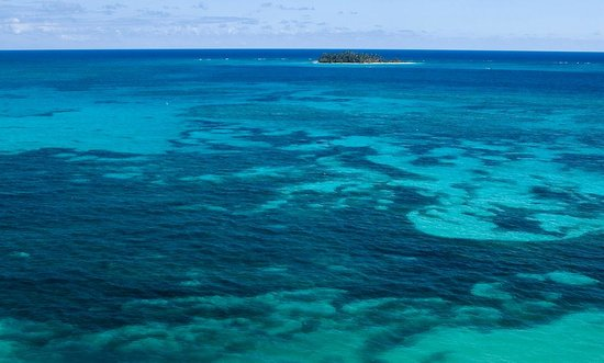 Île de San Andres, Colombie : Photo provided by ©4Corners