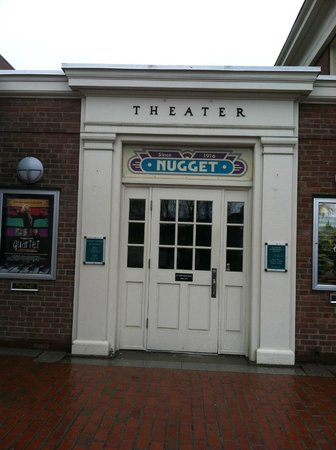 Hanover, NH: theater across the street