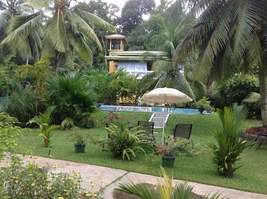 Leijay Resort: Leijay garden and swimming pol