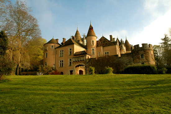 Chateau de Burnand