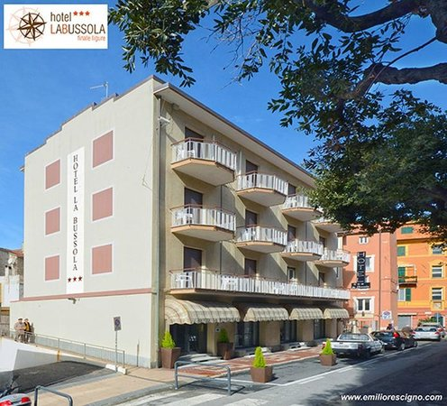 Photo of Hotel La Bussola Finale Ligure