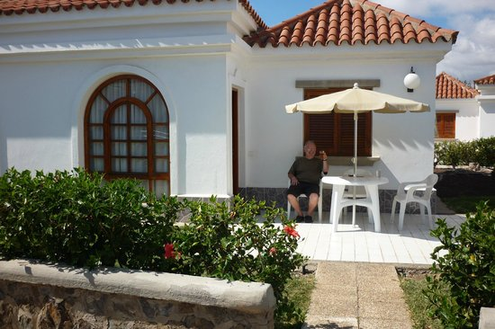 Our bungalow picture of suite hotel jardin dorado for Bungalows jardin dorado gran canaria