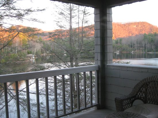 Lake Toxaway, NC: Astor Room in the Hillmont Building
