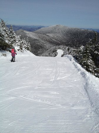 Smugglers' Notch Resort: Run on Madonna