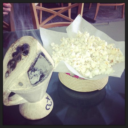 Frankincense aroma popcorn for coffee picture of for Abyssinia ethiopian cuisine